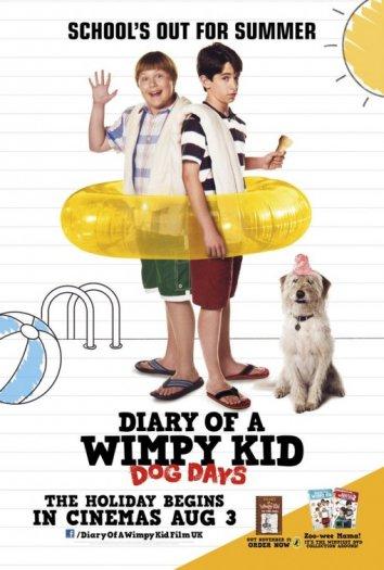 Смотреть Дневник слабака 3 онлайн в HD качестве 720p
