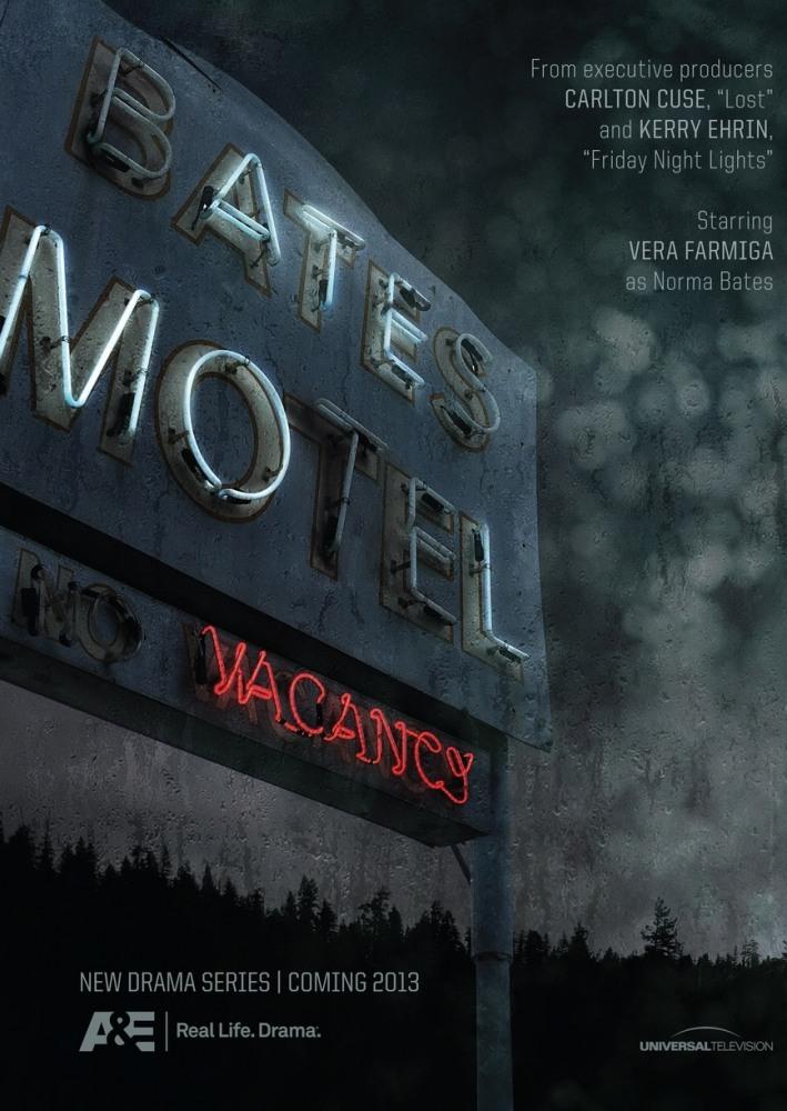 Скачать сериал Мотель Бейтсов сезон 123  Bates Motel