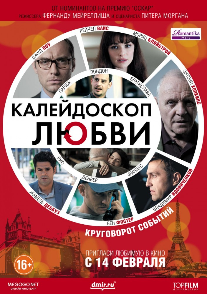 Фильм Шутки в сторону (De l autre ct du priph