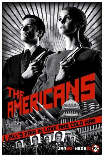 Смотреть Американцы онлайн в HD качестве 720p