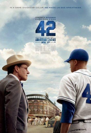 Смотреть 42 онлайн в HD качестве 720p