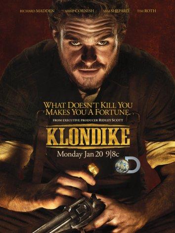 Смотреть Клондайк онлайн в HD качестве 720p