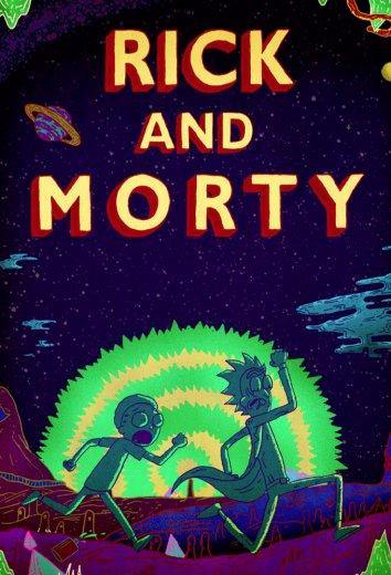 Смотреть Рик и Морти онлайн в HD качестве 720p