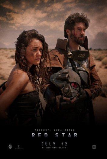 Смотреть Fallout: Red Star онлайн в HD качестве 720p