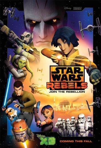 Смотреть Звездные войны: Повстанцы онлайн в HD качестве 720p