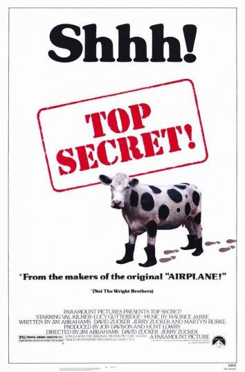 Смотреть Совершенно секретно! онлайн в HD качестве 720p