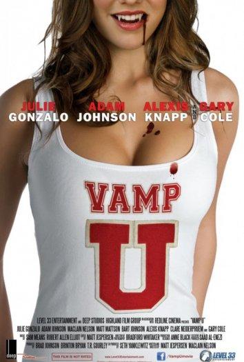 Смотреть Университетский вампир онлайн в HD качестве 720p
