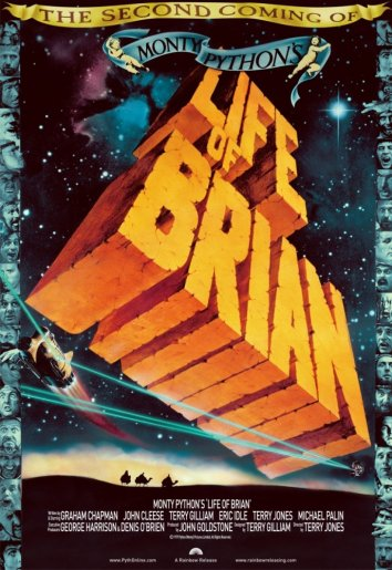 Смотреть Жизнь Брайана по Монти Пайтон онлайн в HD качестве 720p