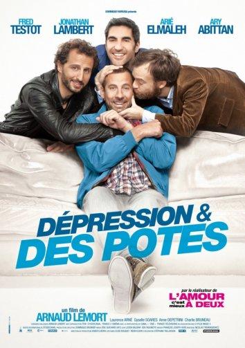 Смотреть Депрессия и друзья онлайн в HD качестве 720p