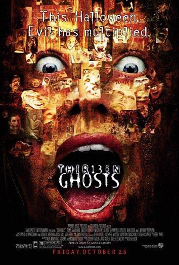 Смотреть Тринадцать привидений онлайн в HD качестве 720p