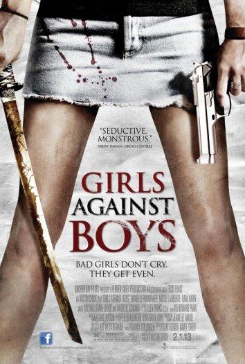Смотреть Девочки против мальчиков онлайн в HD качестве 720p