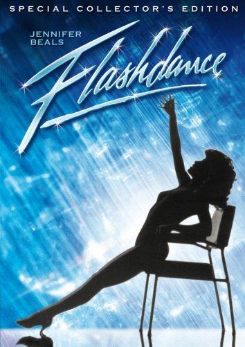 Смотреть Танец-вспышка онлайн в HD качестве 720p