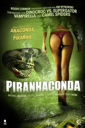 Смотреть Пираньяконда онлайн в HD качестве 720p