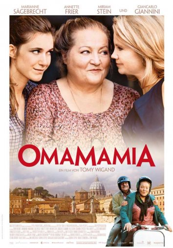 Смотреть Омамамия онлайн в HD качестве 720p