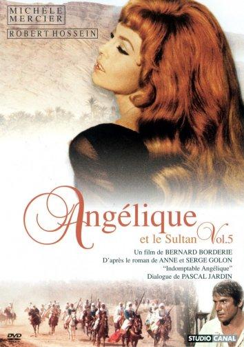 Смотреть Анжелика и султан онлайн в HD качестве 720p