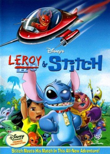 Смотреть Лерой и Стич онлайн в HD качестве 720p