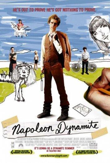 Смотреть Наполеон Динамит онлайн в HD качестве 720p