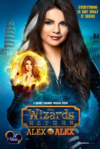 Смотреть Возвращение волшебников: Алекс против Алекс онлайн в HD качестве 720p