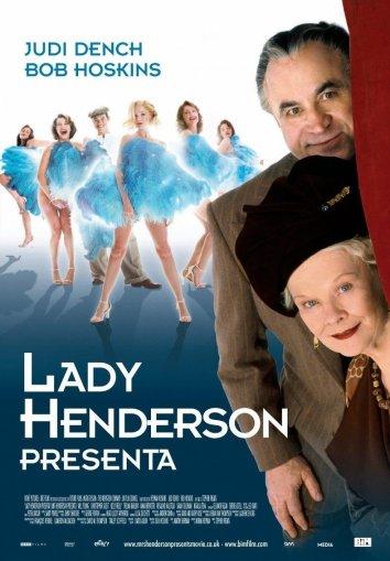 Смотреть Миссис Хендерсон представляет онлайн в HD качестве 720p