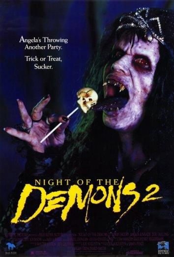 Смотреть Ночь демонов 2 онлайн в HD качестве 720p