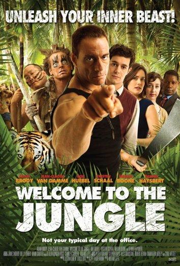 Смотреть Добро пожаловать в джунгли онлайн в HD качестве 720p