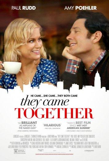 Смотреть Они пришли вместе онлайн в HD качестве 720p