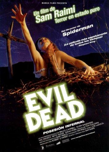 Смотреть Зловещие мертвецы онлайн в HD качестве 720p