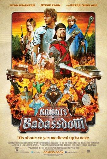 Смотреть Рыцари королевства Крутизны онлайн в HD качестве 720p