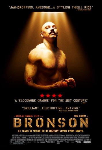 Смотреть Бронсон онлайн в HD качестве 720p