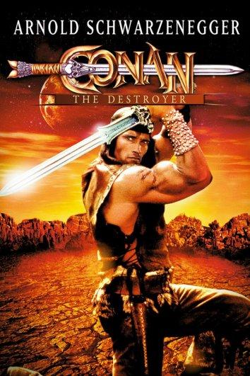 Смотреть Конан-разрушитель онлайн в HD качестве 720p