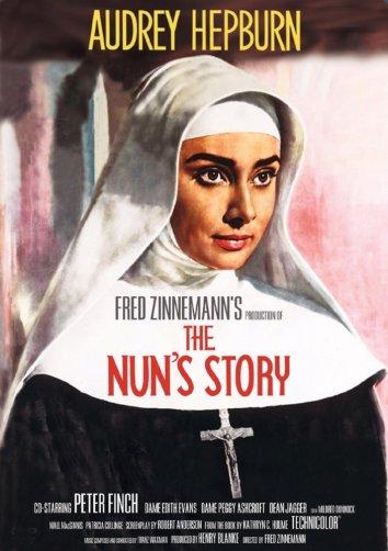 Смотреть История монахини онлайн в HD качестве 720p