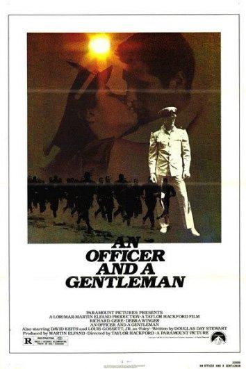 Смотреть Офицер и джентльмен онлайн в HD качестве 720p
