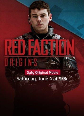 Смотреть Красная фракция: Происхождение онлайн в HD качестве 720p