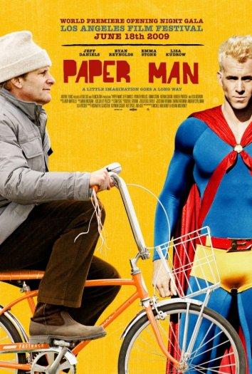 Смотреть Бумажный человек онлайн в HD качестве 720p