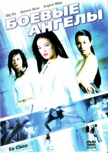 Смотреть Боевые ангелы онлайн в HD качестве 720p