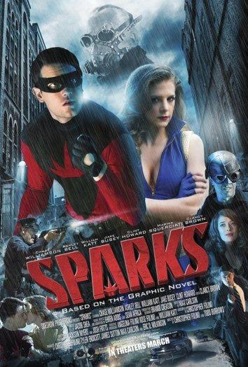 Смотреть Спаркс онлайн в HD качестве 720p