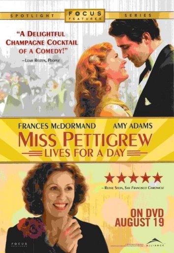 Смотреть Мисс Петтигрю онлайн в HD качестве 720p