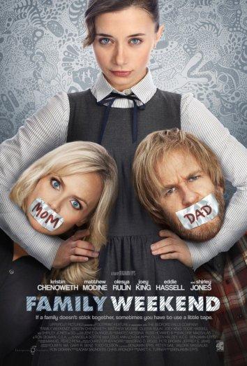 Смотреть Семейный уик-энд онлайн в HD качестве 720p