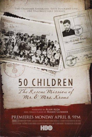 Смотреть 50 детей: Спасательная миссия мистера и миссис Краус онлайн в HD качестве 720p