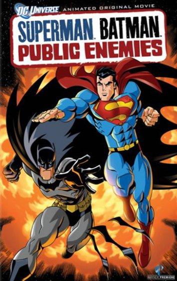 Смотреть Супермен/Бэтмен: Враги общества онлайн в HD качестве 720p