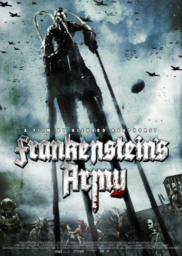 Смотреть Армия Франкенштейна онлайн в HD качестве 720p