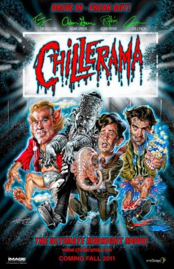Смотреть Чиллерама онлайн в HD качестве 720p