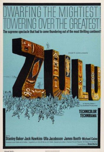 Смотреть Зулусы онлайн в HD качестве 720p