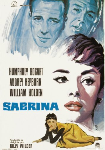 Смотреть Сабрина онлайн в HD качестве 720p