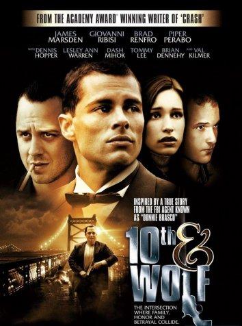 Смотреть Пересечение 10-й и Вульф онлайн в HD качестве 720p