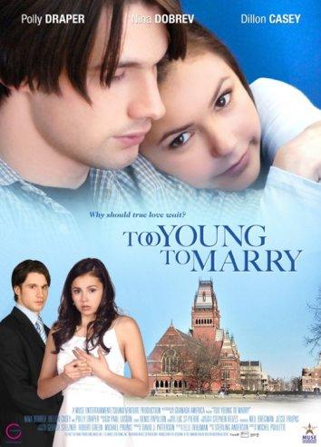 Смотреть Чересчур молоды для женитьбы онлайн в HD качестве 720p