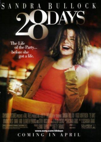 Смотреть 28 дней онлайн в HD качестве 720p