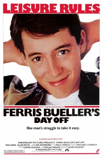 Смотреть Выходной день Ферриса Бьюллера онлайн в HD качестве 720p
