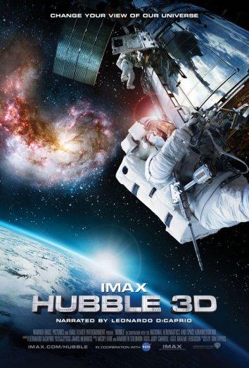 Смотреть Телескоп Хаббл в 3D онлайн в HD качестве 720p