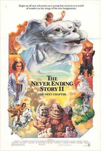 Смотреть Бесконечная история 2: Новая глава онлайн в HD качестве 720p